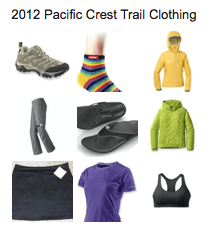2012 PCT Clothing on Pinterest
