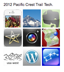 2012 PCT Technology on Pinterest
