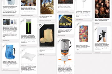 2012 Hiking Favorites on Pinterest