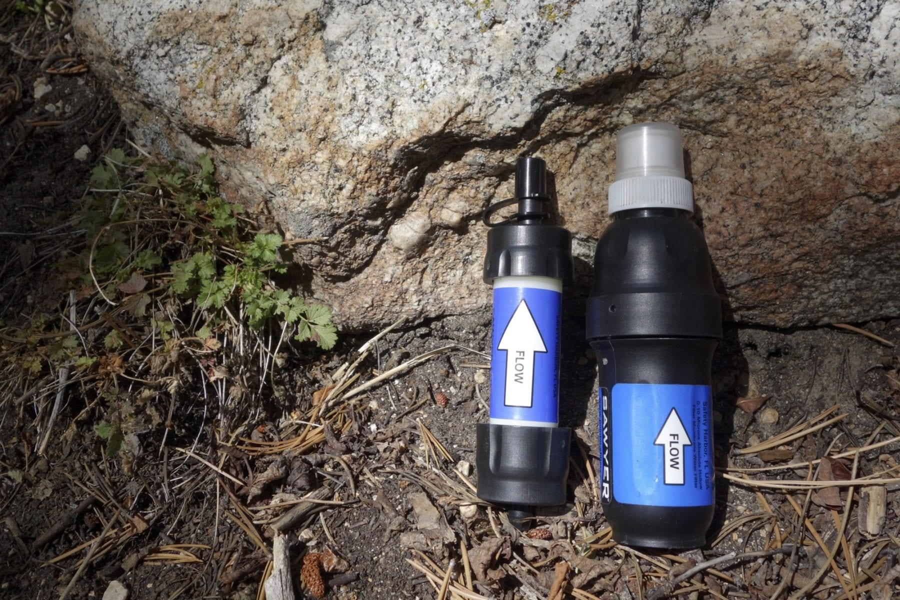 Gear Review Sawyer Mini Water Filter