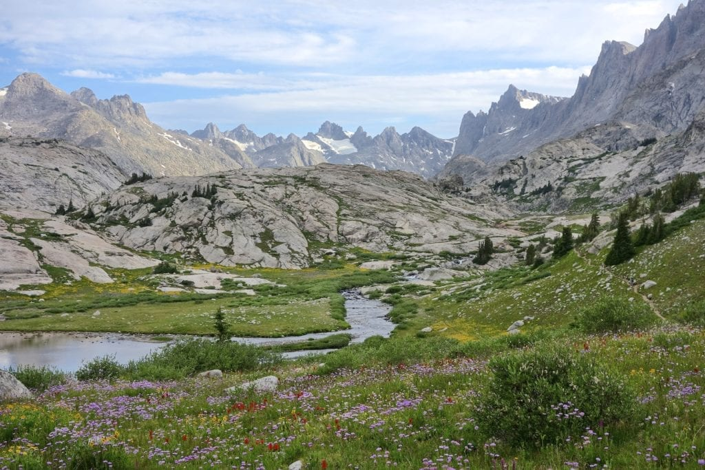 Wind River Range, Colorado