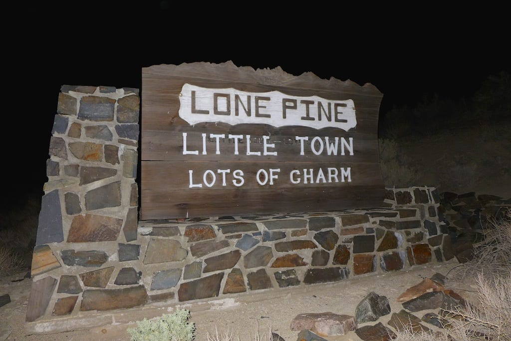 12:00 am Welcome to Lone Pine