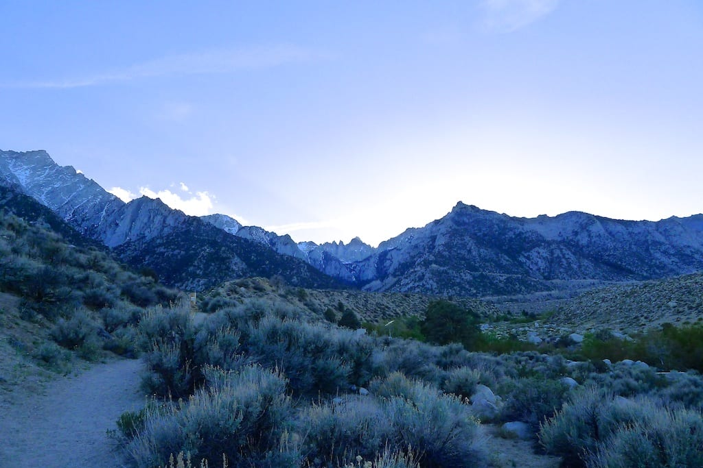 Whitney Portal National Recreational Trail