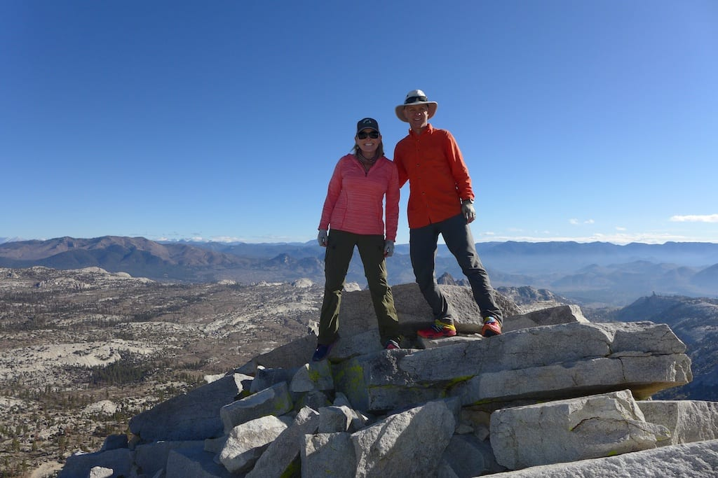 Rockhouse Peak Summit