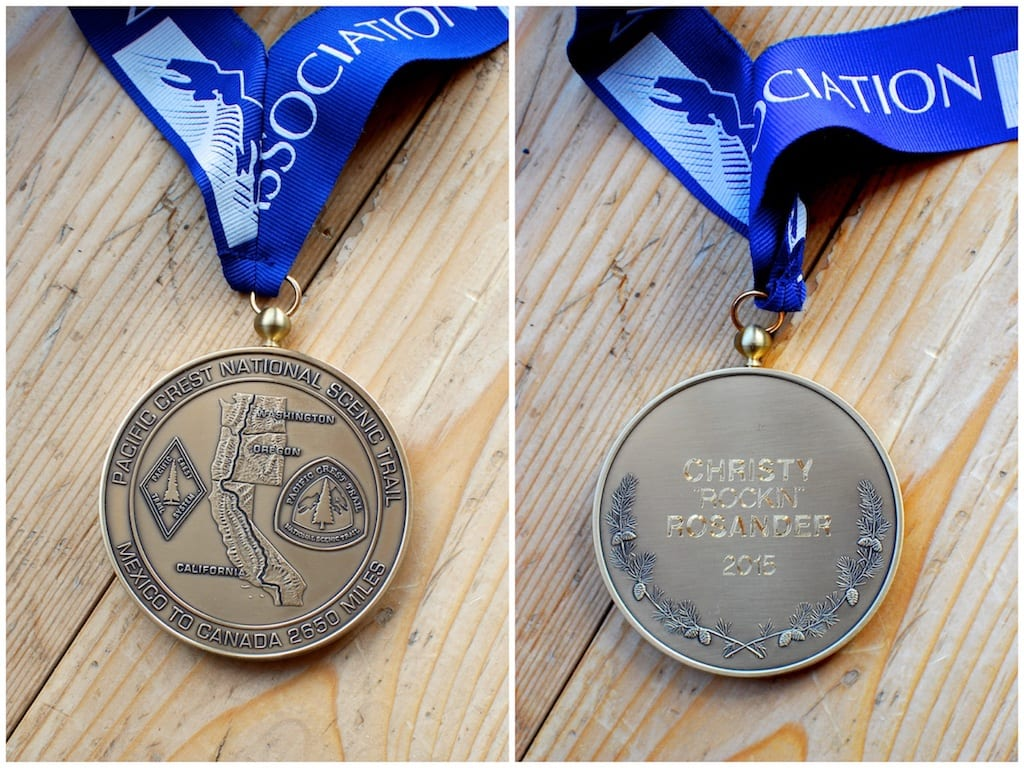PCT Medal