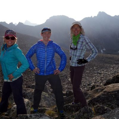 Day 5 The Wind River High Route – Three Pass Smokey Day