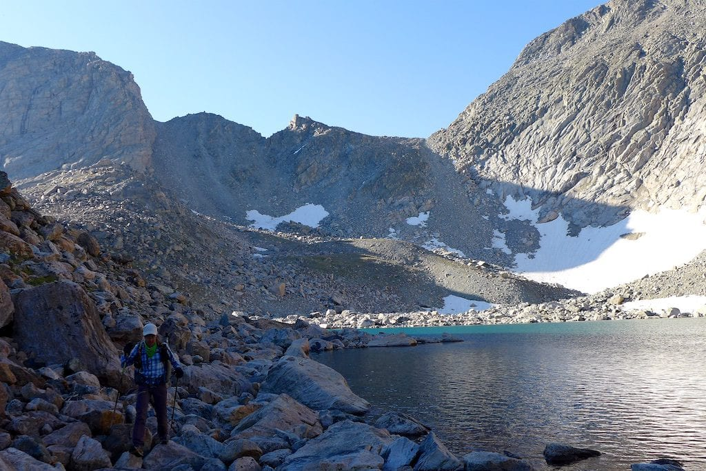 Alpine Lakes (Douglas Pass in the background)